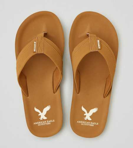 AEO Wide Strap Flip Flop  - Free Shipping