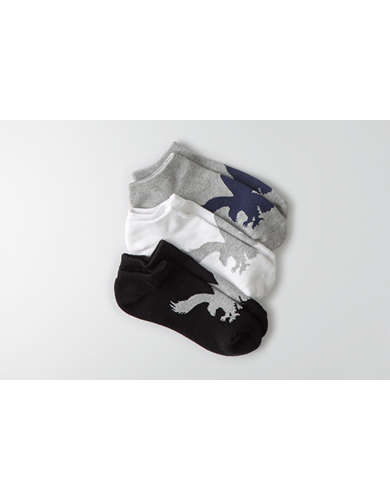 AEO Low Cut Socks 3-Pack - Buy One Get One 50% Off