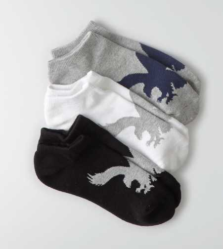 AEO Low Cut 3-Pack Socks - Buy One Get One 50% Off