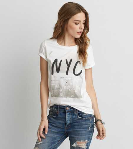 AEO Soft & Sexy NYC T-Shirt