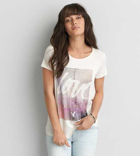 AEO Soft & Sexy Graphic T-Shirt
