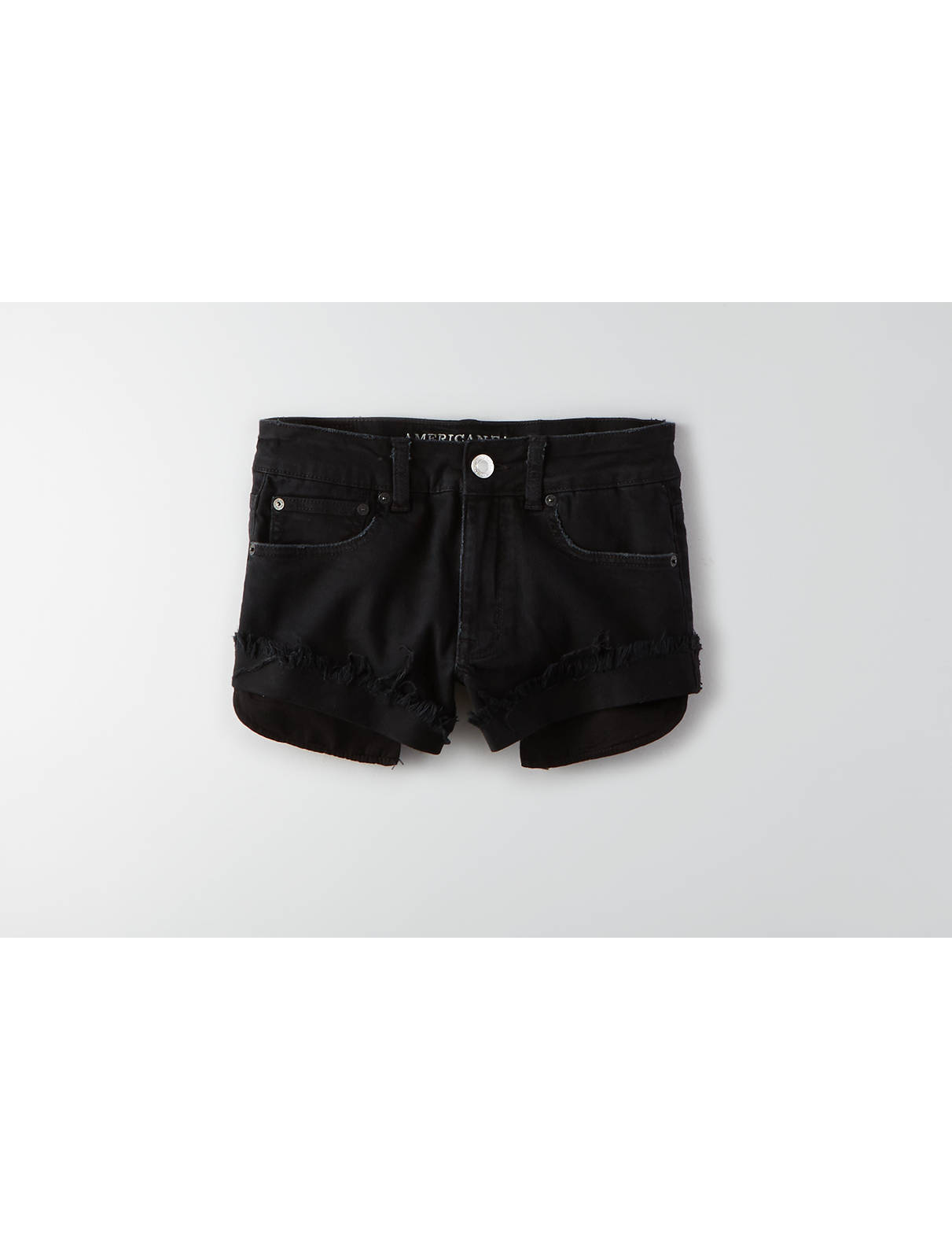 Display product reviews for AEO Hi-Rise Festival Shortie
