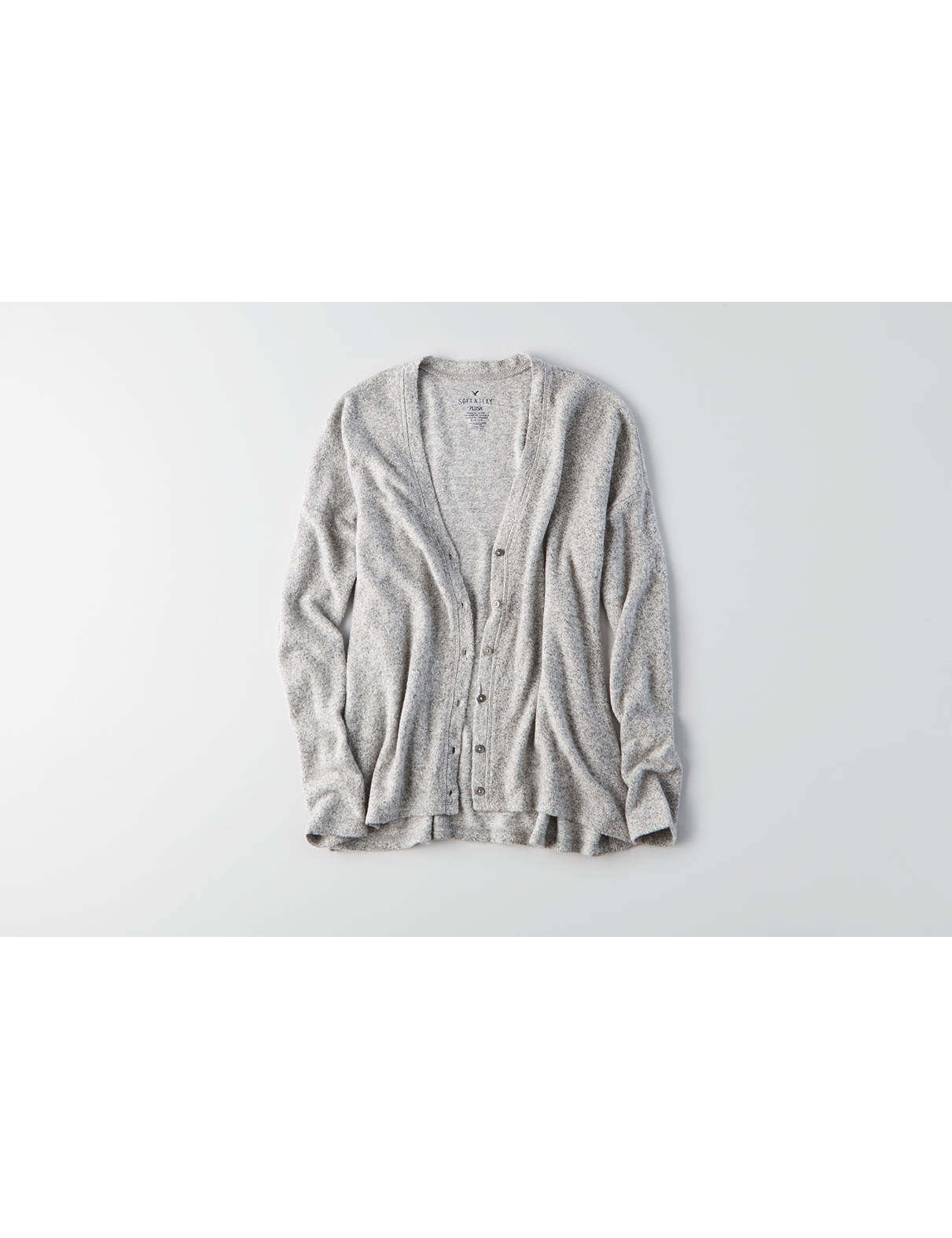 Display product reviews for AEO Soft & Sexy Plush Cardigan