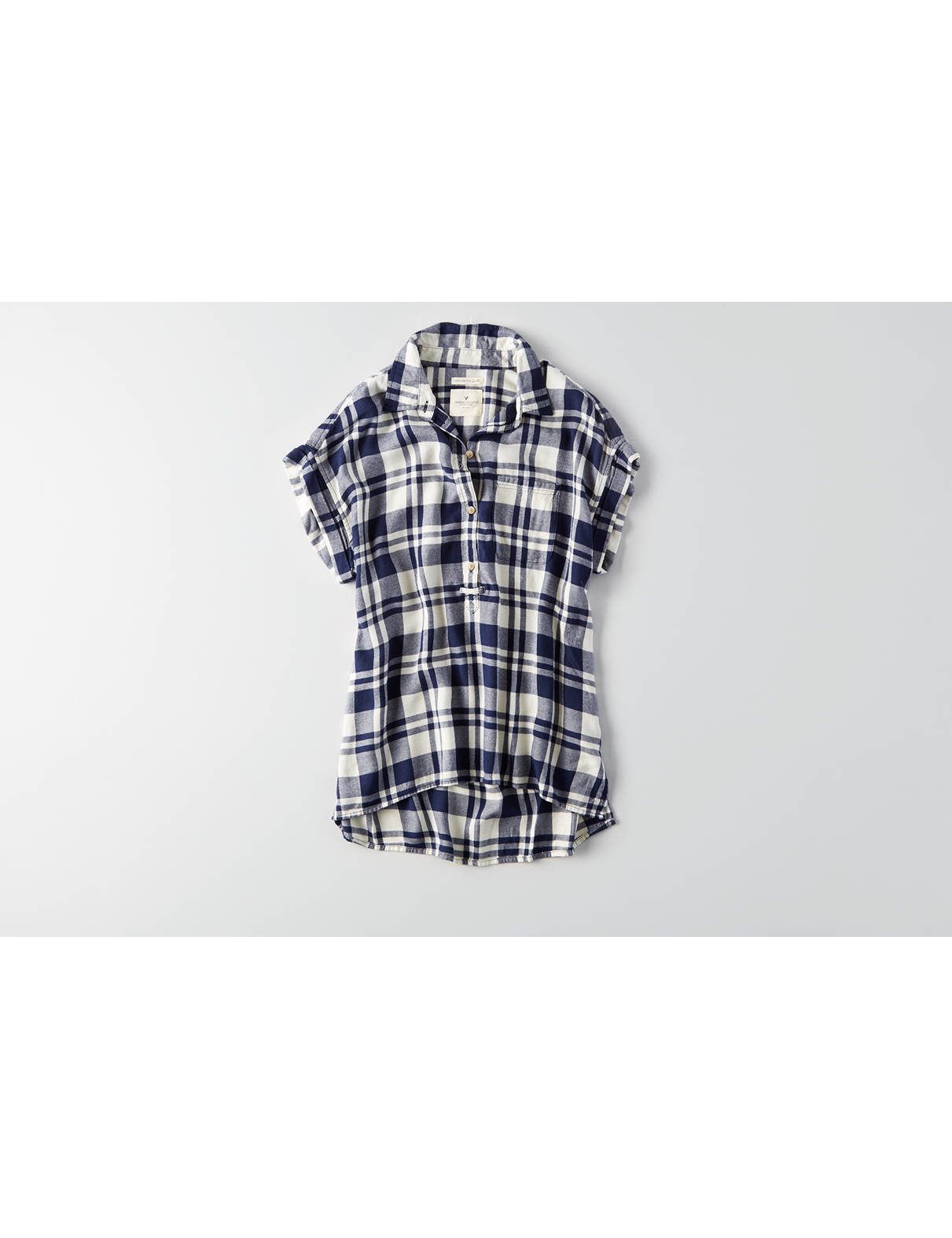 Display product reviews for AEO Ahh-mazingly Soft Short Sleeve Shirt