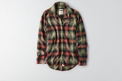 Ahh-mazingly Soft Boyfriend Plaid Shirt