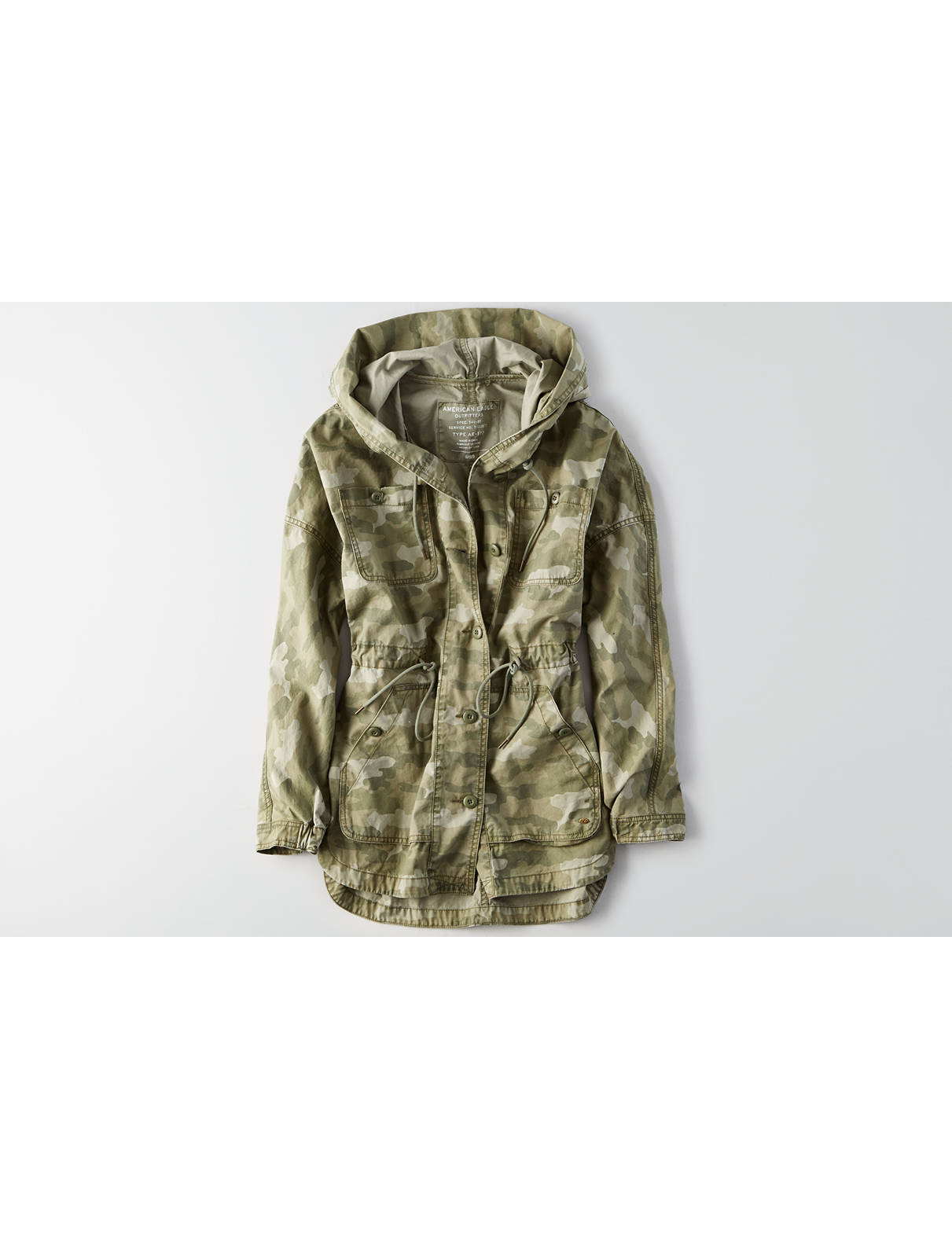Display product reviews for AEO Anorak Jacket