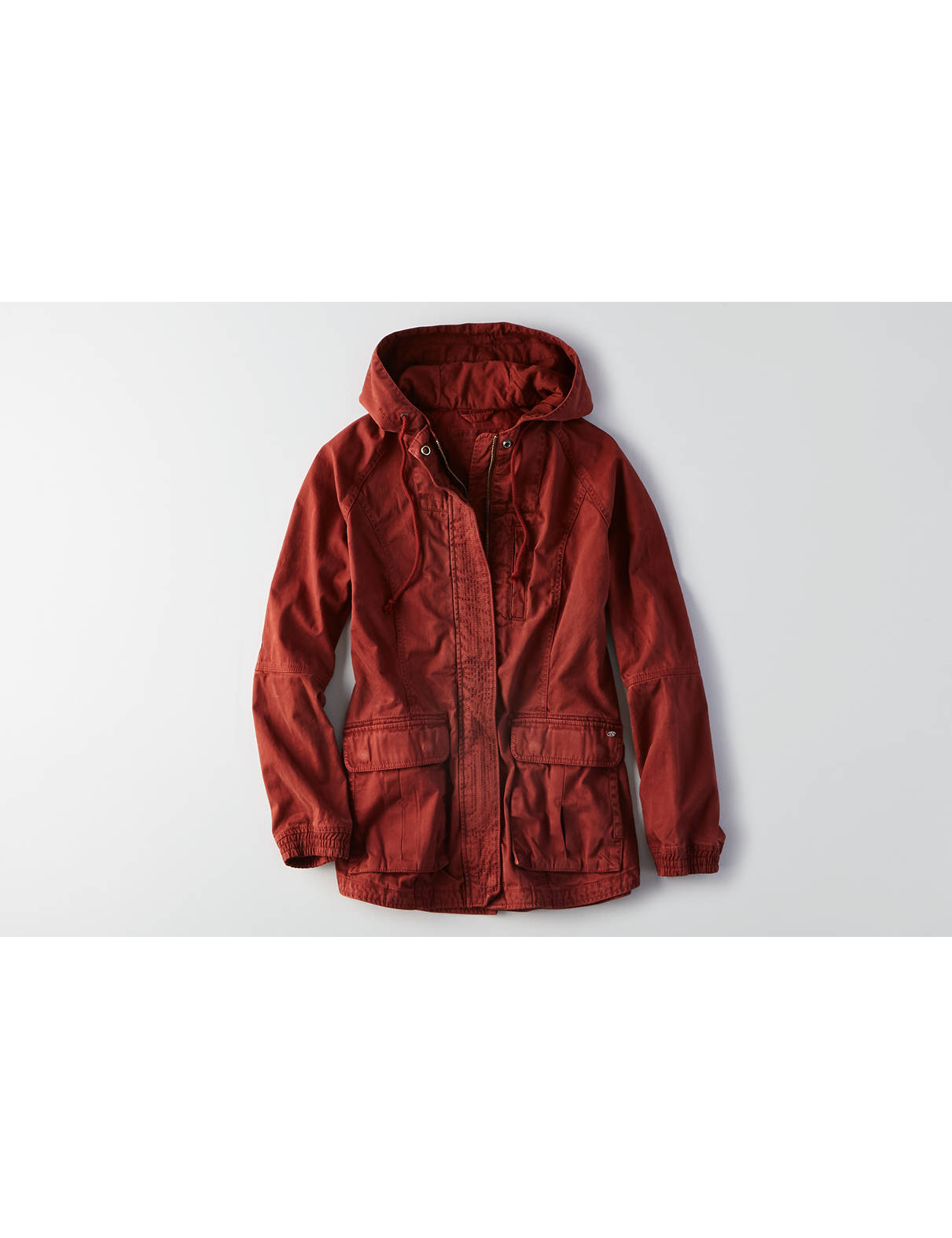 Display product reviews for AEO Military Jacket