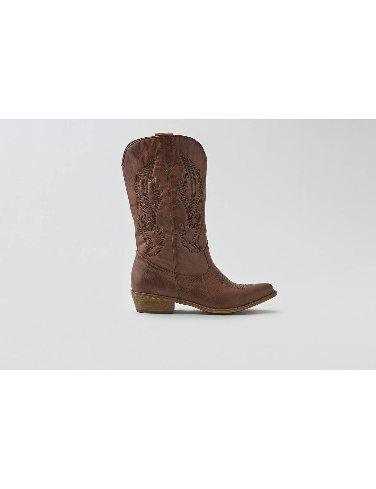 Display product reviews for AEO Gaucho Boot