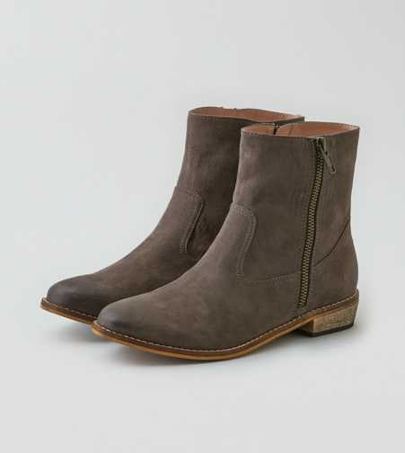AEO Side Zip Bootie