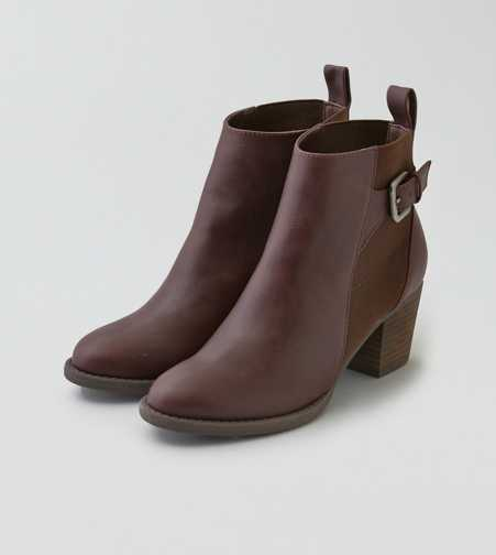 AEO Stretch Heeled Bootie