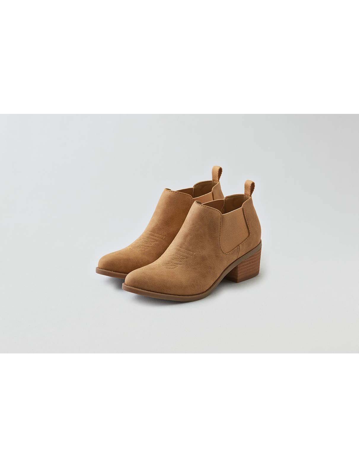 Display product reviews for AEO Cutout Western Bootie