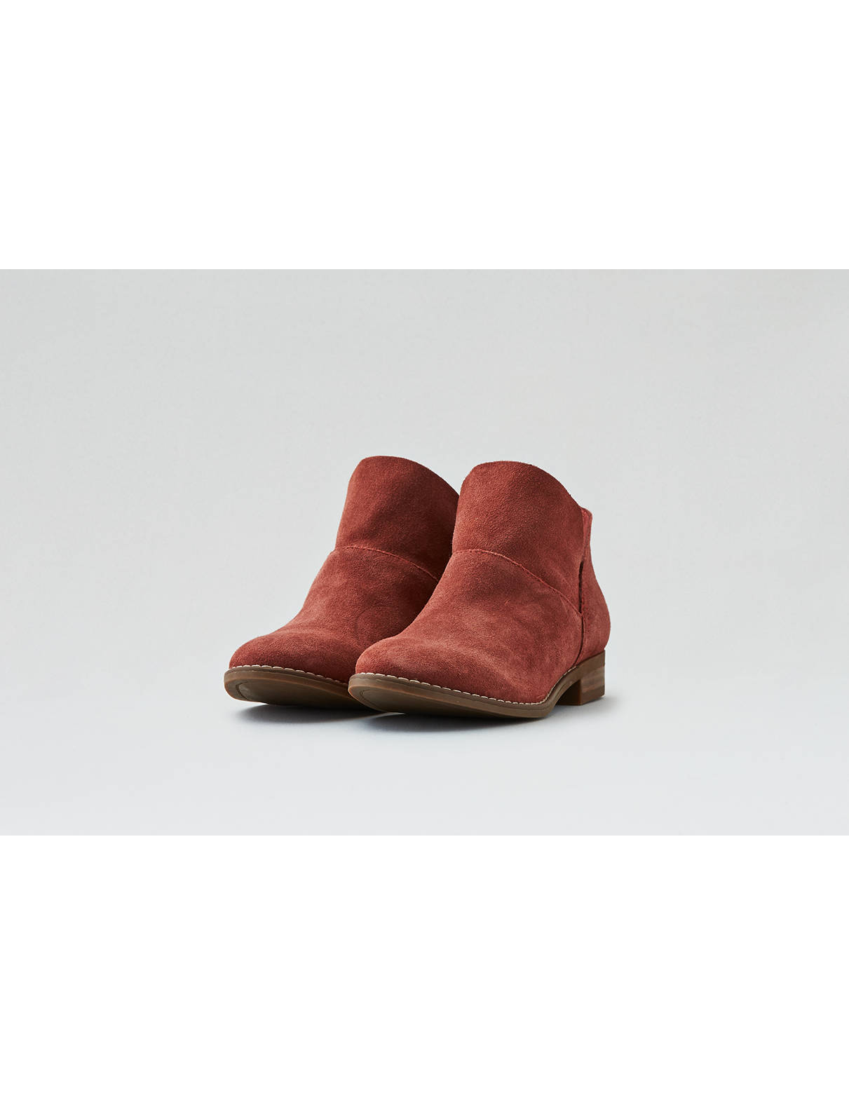 Display product reviews for AEO Pull-On Pieced Bootie