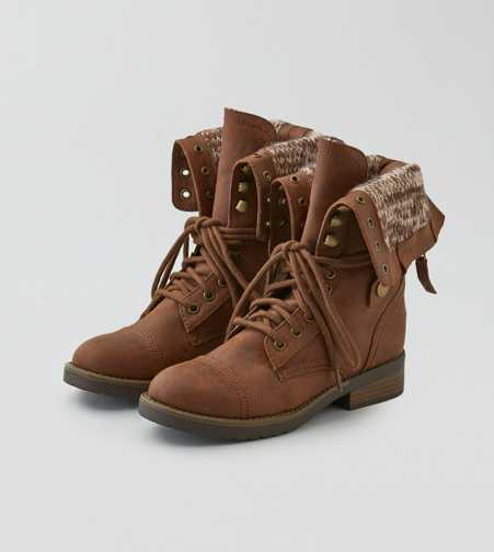 AEO Foldover Cable Boot  - Free Shipping