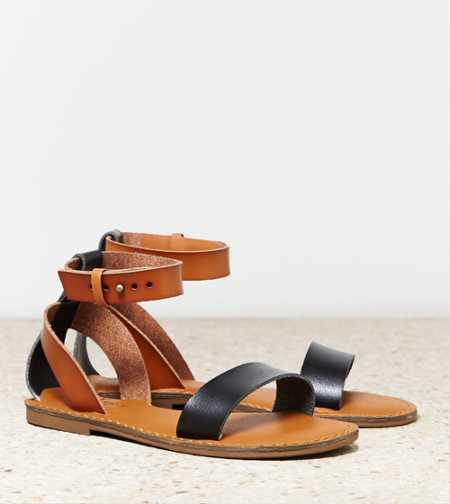 AEO Ankle Strap Sandal - Buy One Get One 50% Off