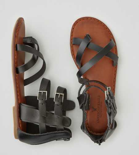 AEO Strappy Gladiator Sandal - Free Shipping