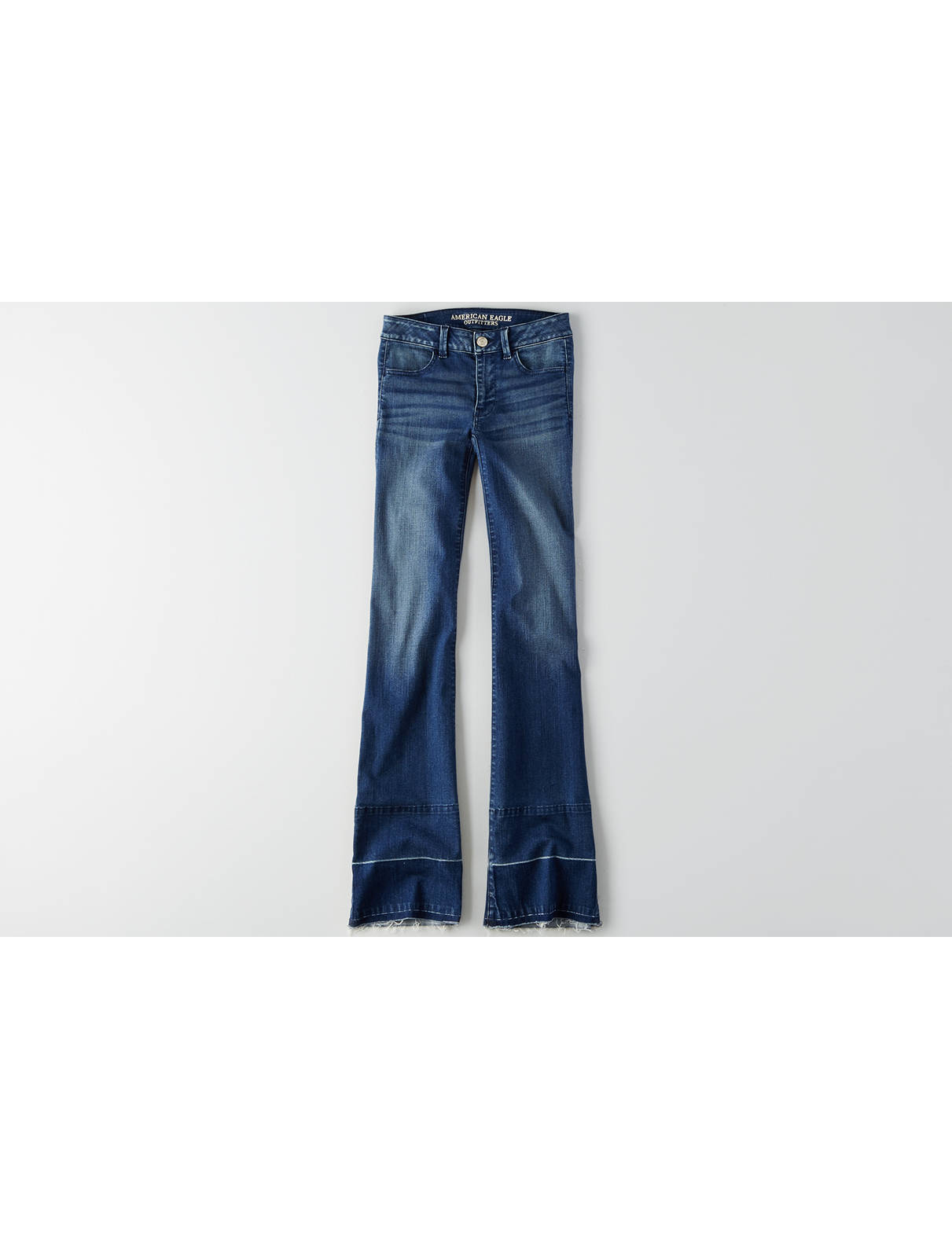 Display product reviews for A-Line Jean