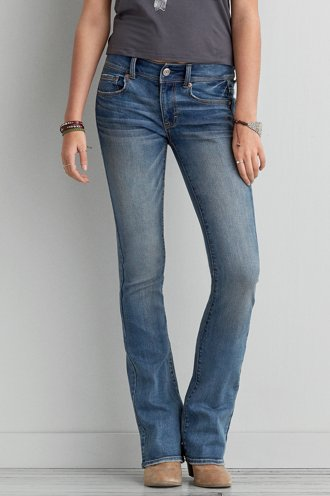 Kick Boot Jean - Buy One Get One 50% Off