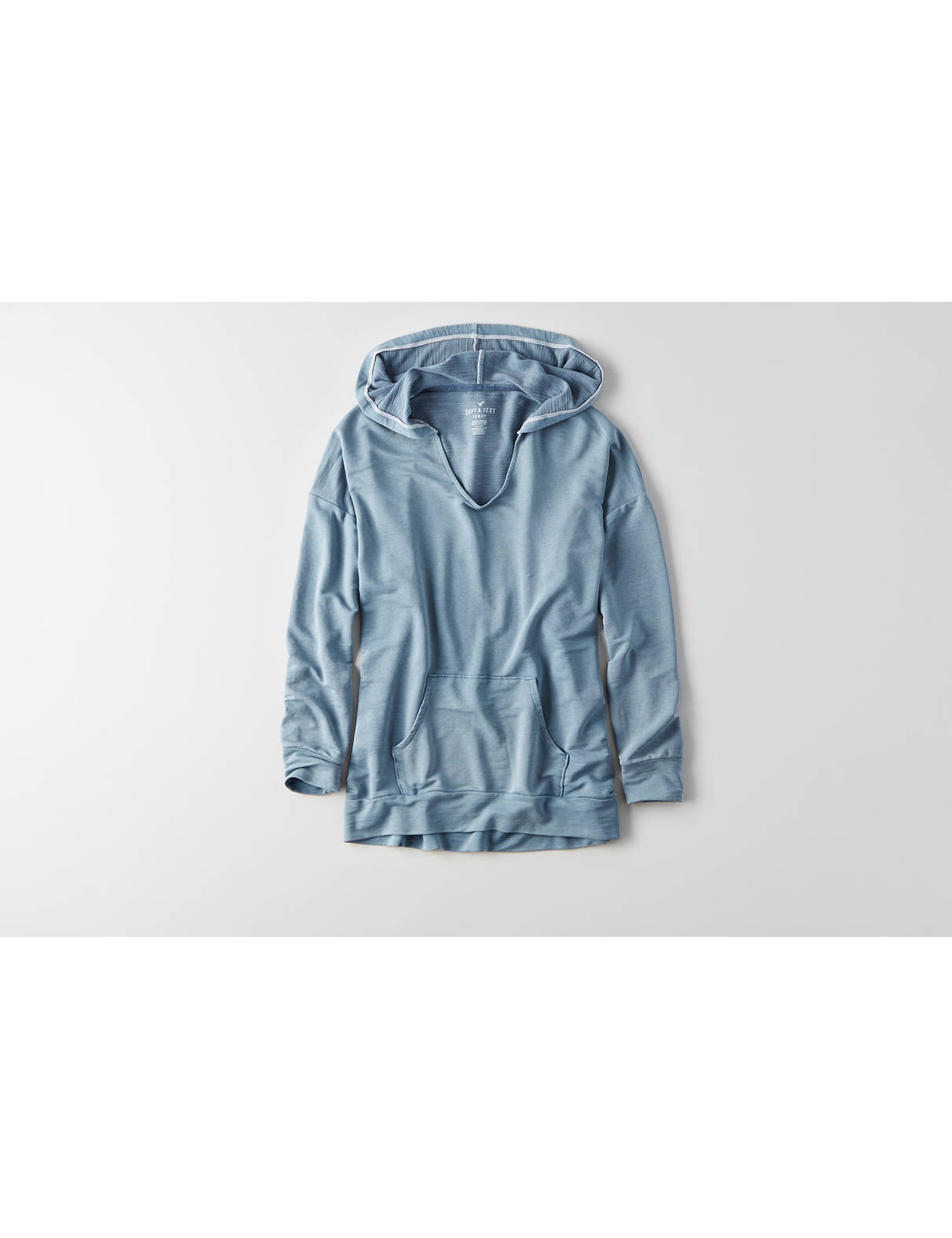Display product reviews for AEO Soft & Sexy Voop Hoodie