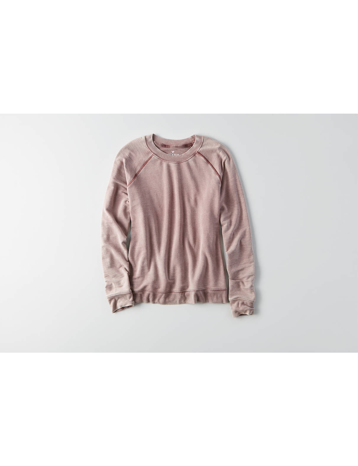 Display product reviews for AEO Soft & Sexy Terry Sweatshirt