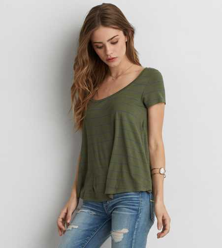 AEO Soft & Sexy Swing T-Shirt