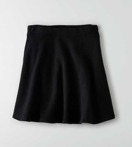 Don't Ask Why Fleece Circle Skirt