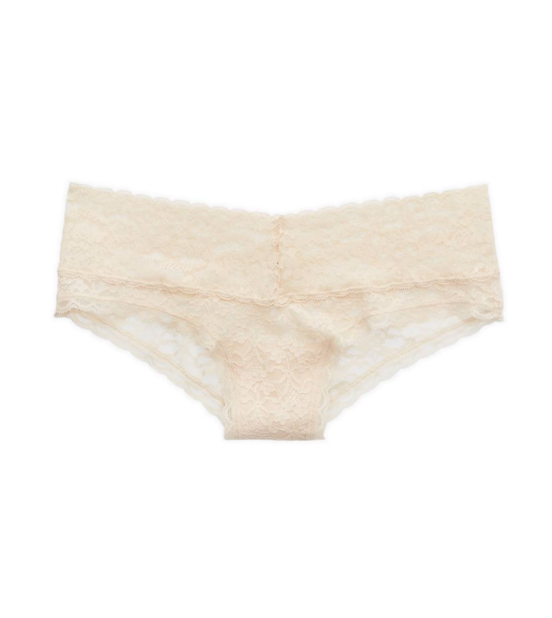 Buff Aerie Vintage Lace Cheeky