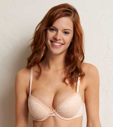 Blakely Lightly Lined Signature Lace Bra - Free Shipping & Returns