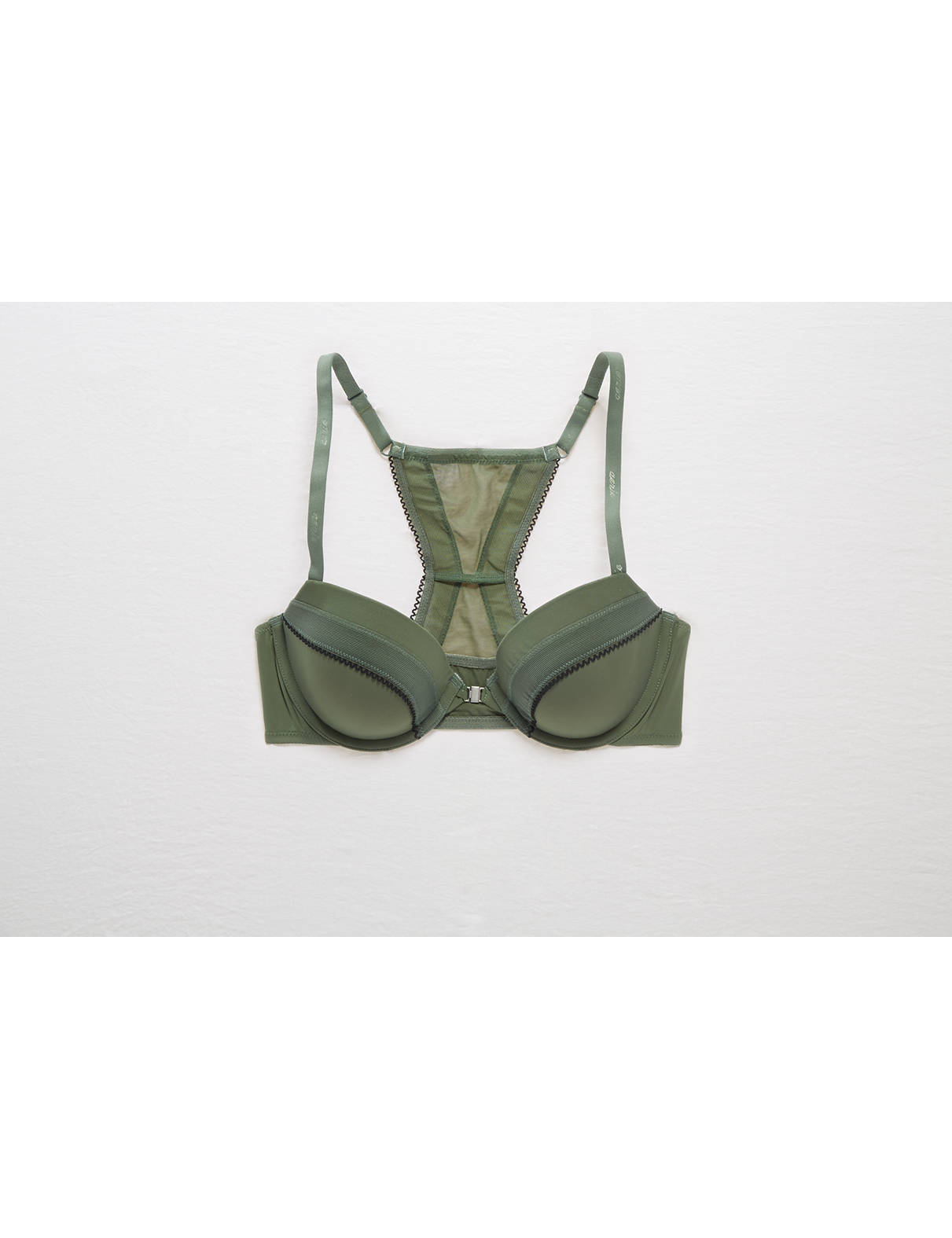Display product reviews for Blakely Racerback Lightly Lined Bra