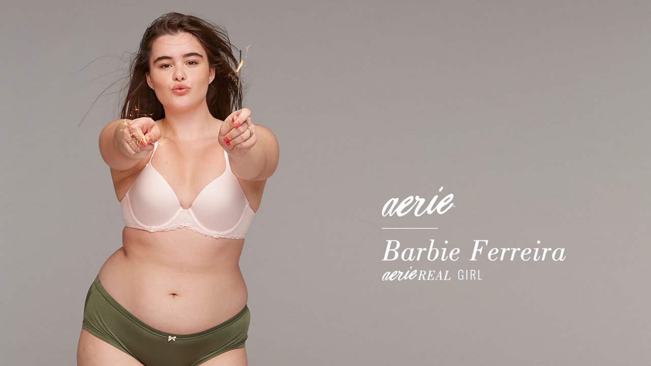 Image result for aerie real ad