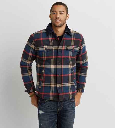 AEO Flannel Jacket