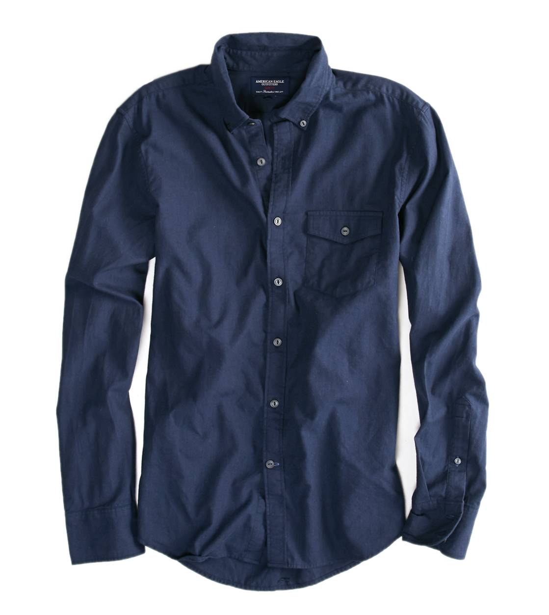 Highland Blue AE Epic Flannel Shirt