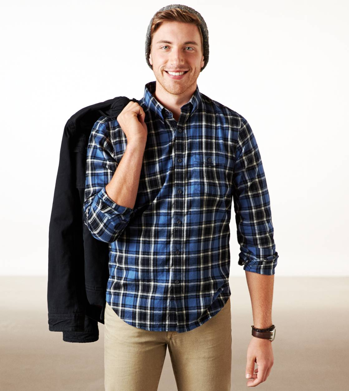 Blue Iron AE Epic Flannel Shirt