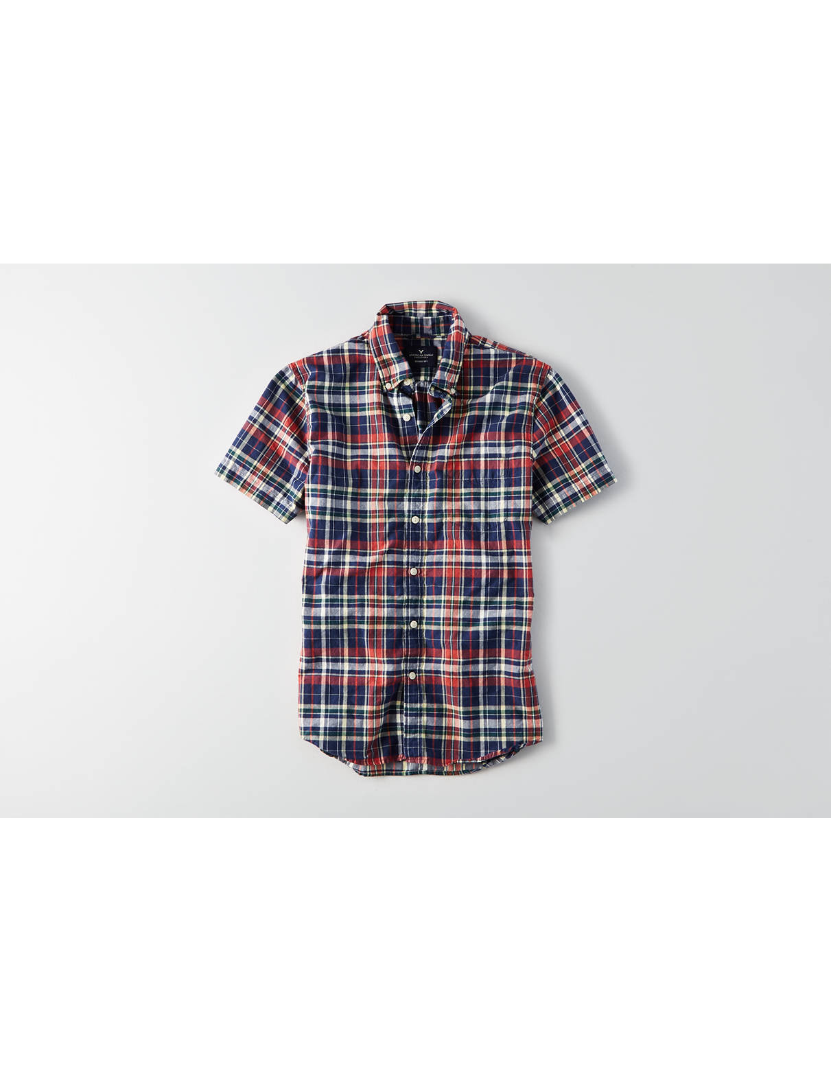 Button Down Shirts for Men | American Eagle Outfitters