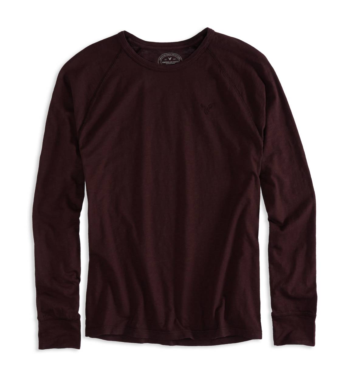 Ox Blood AE Legend Long Sleeve T-Shirt