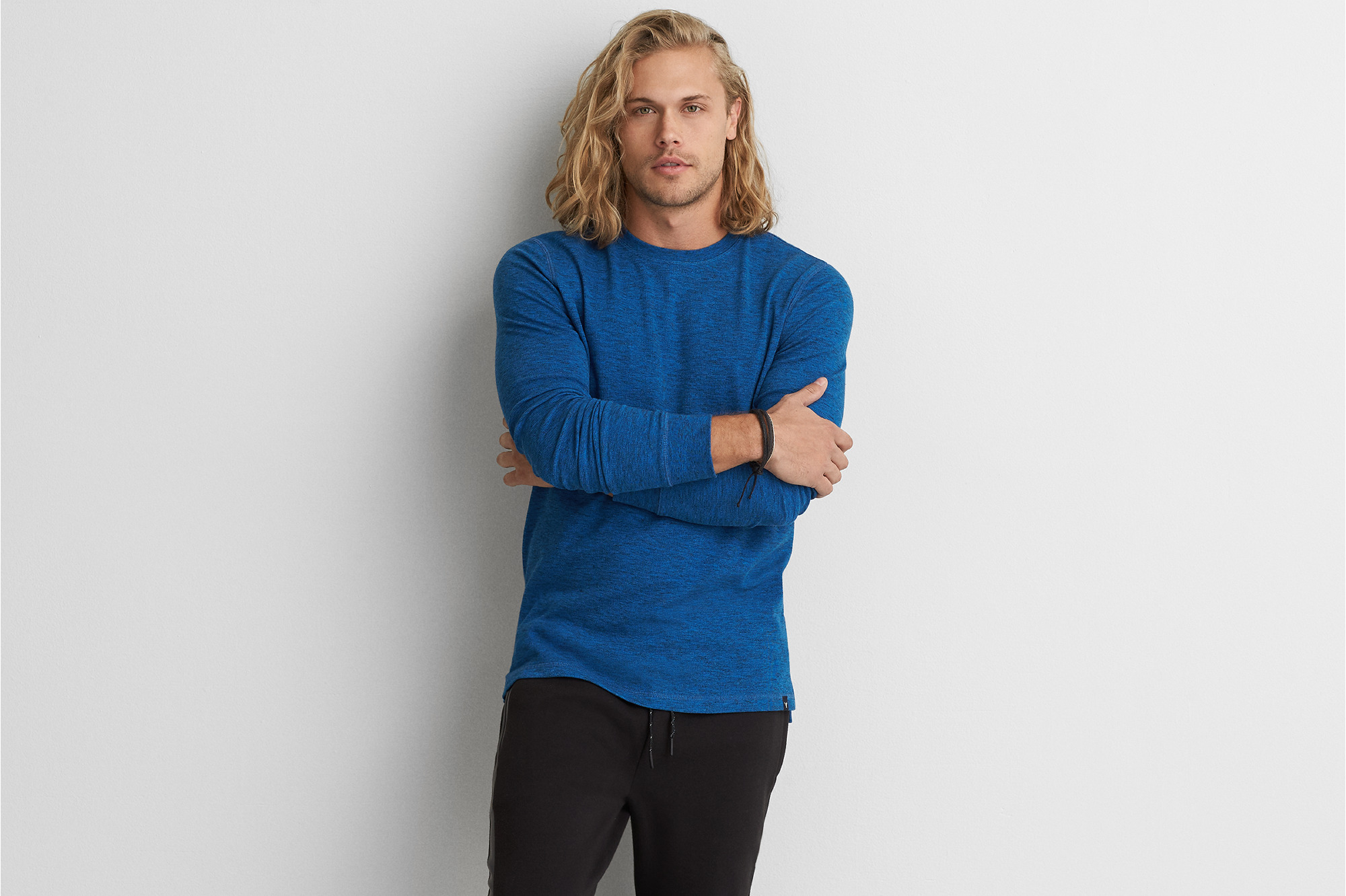 American Eagle - Active Thermal - Blue