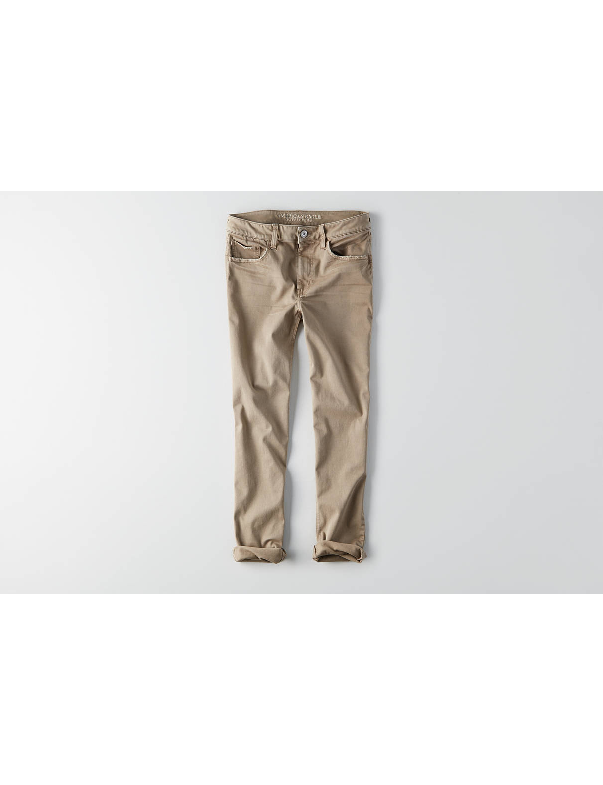 Display product reviews for AEO Twill X Tomgirl Pant