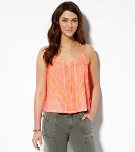 AE Cropped Swing Tank - Buy One Get One 50% Off