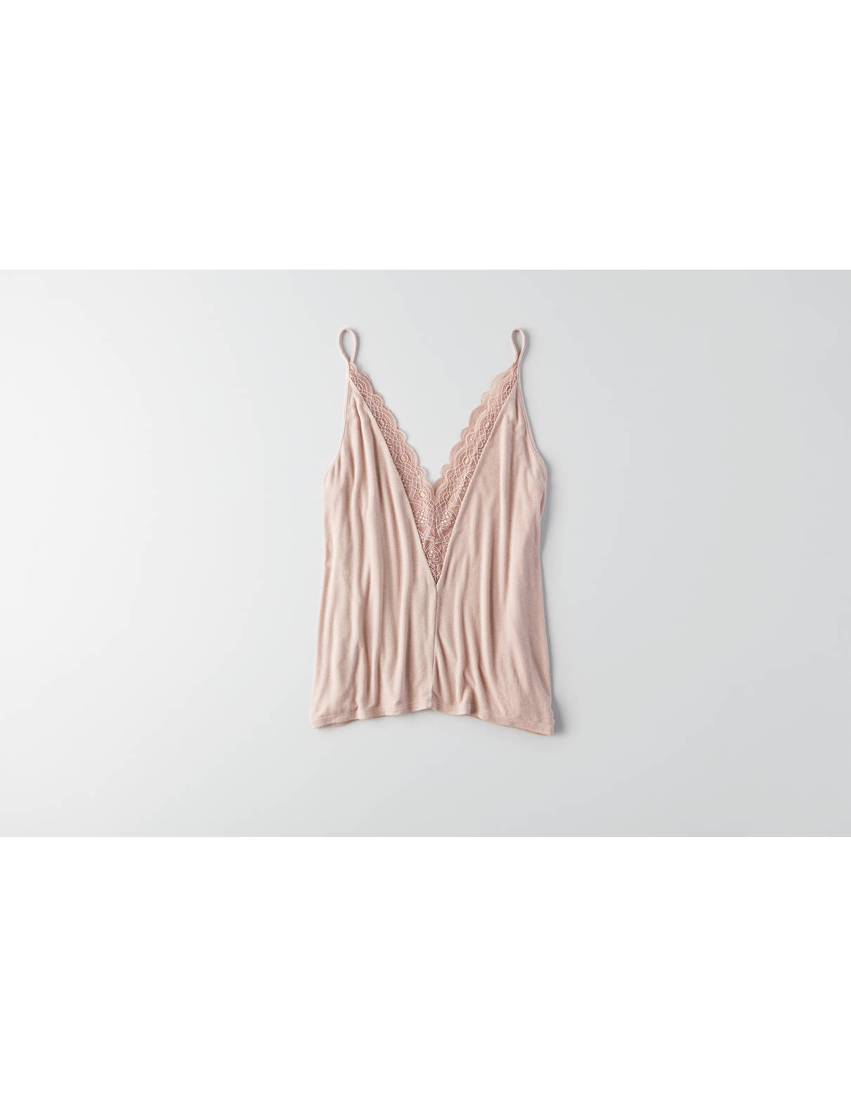 Display product reviews for AEO Soft & Sexy Double Lace Cami