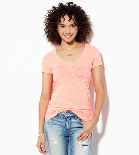 AE Favorite V-Neck T-Shirt