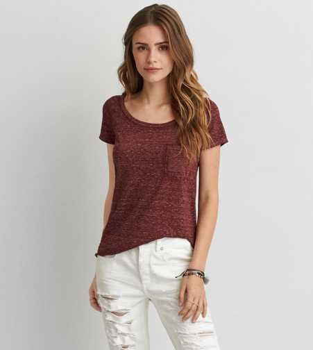 AEO Soft & Sexy Bar Back T-Shirt