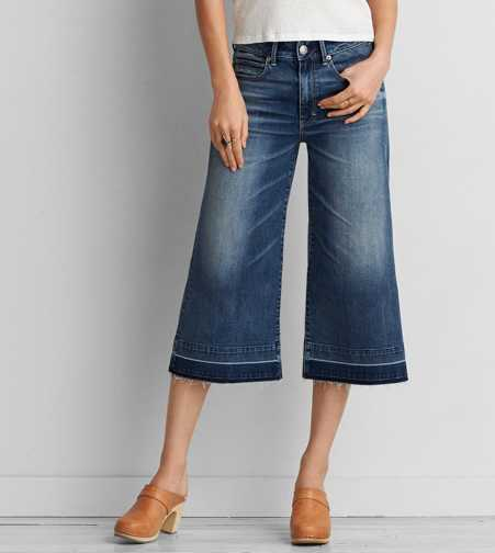 Festival Crop Jean  - Buy One Get One 50% Off