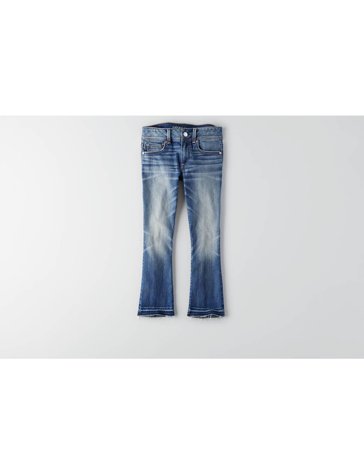 Display product reviews for Kick Crop Jean