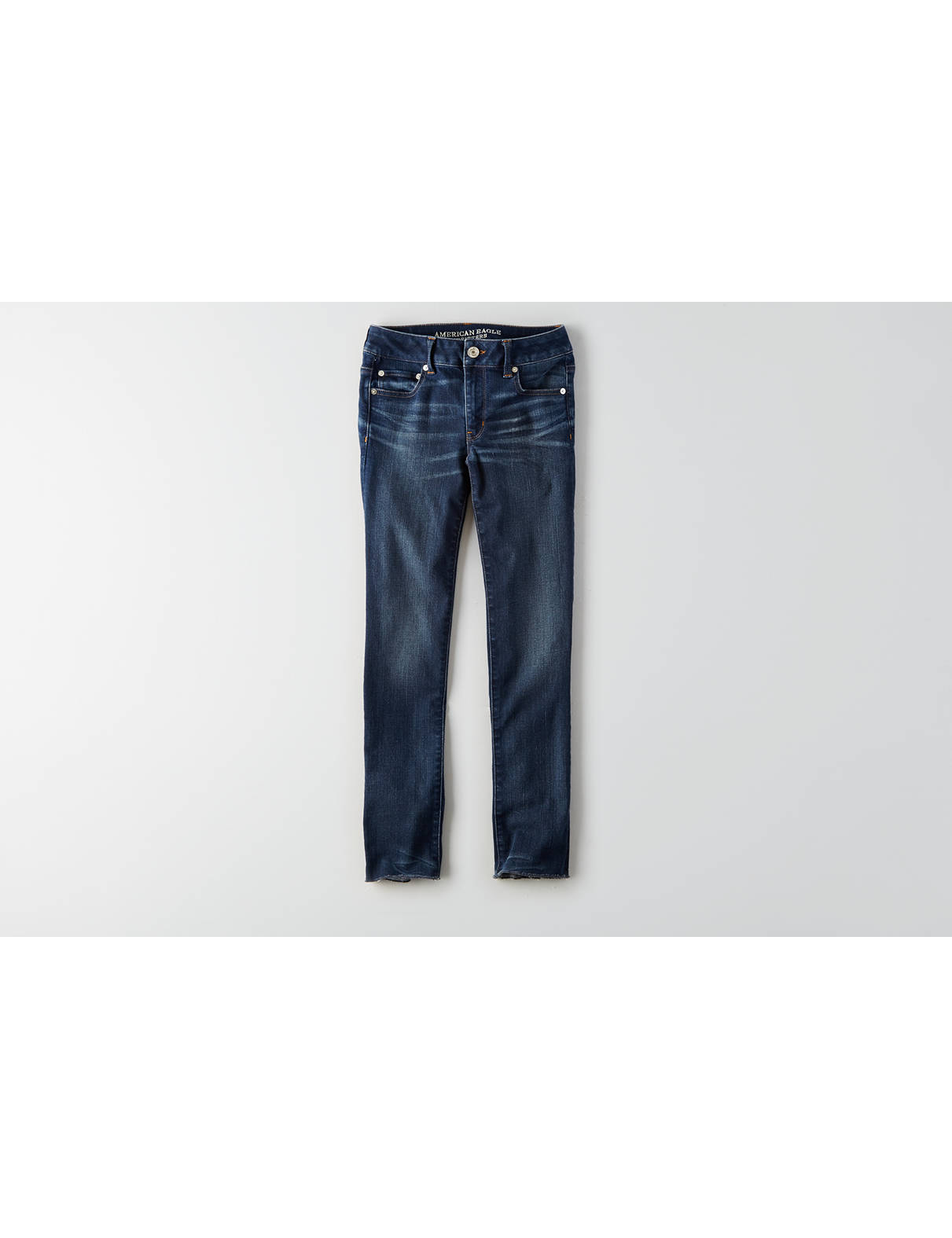 Display product reviews for Straight Crop Jean
