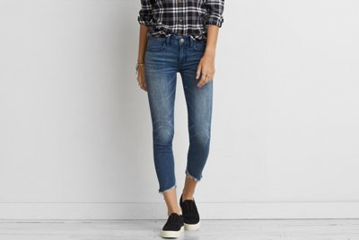 Jegging corto Denim X