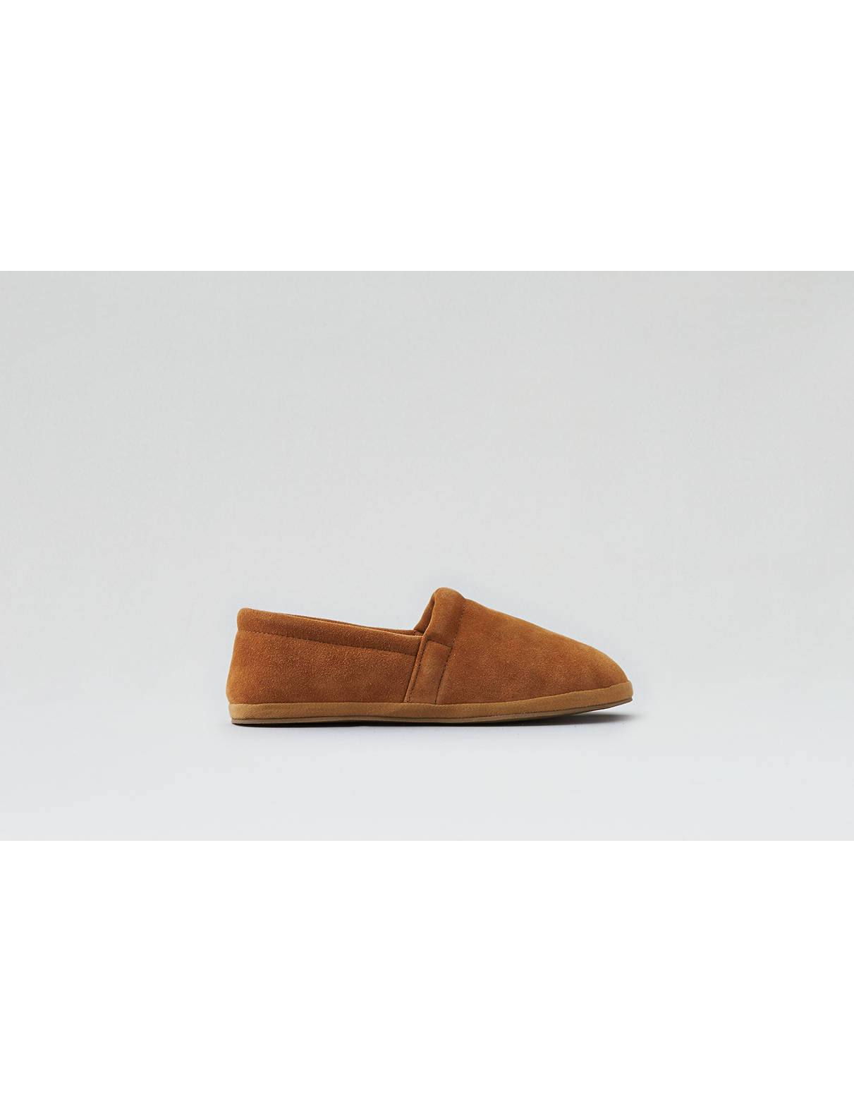 Display product reviews for AEO Suede Slipper