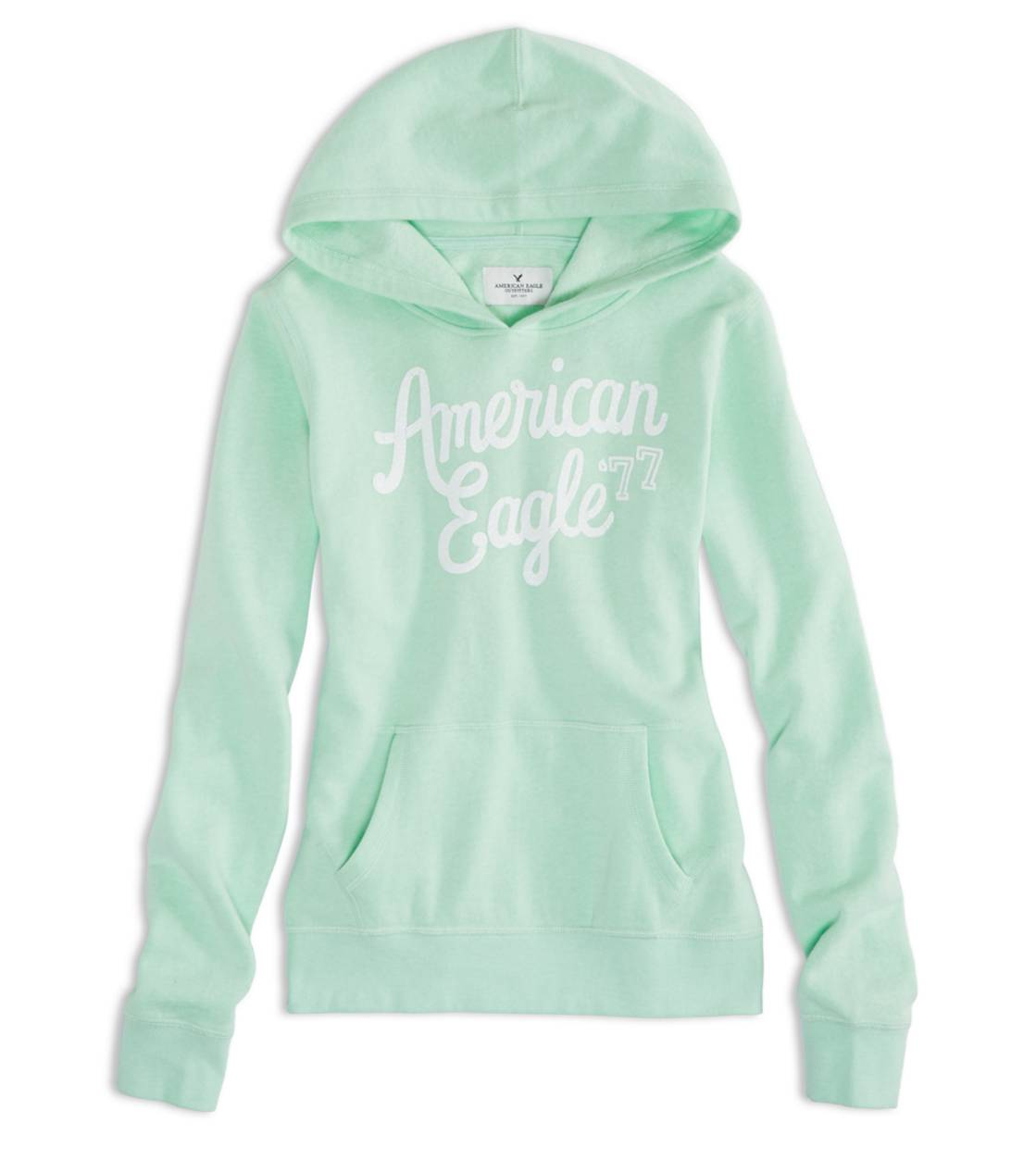 Cupcake Green AEO Factory Hooded Pop Over