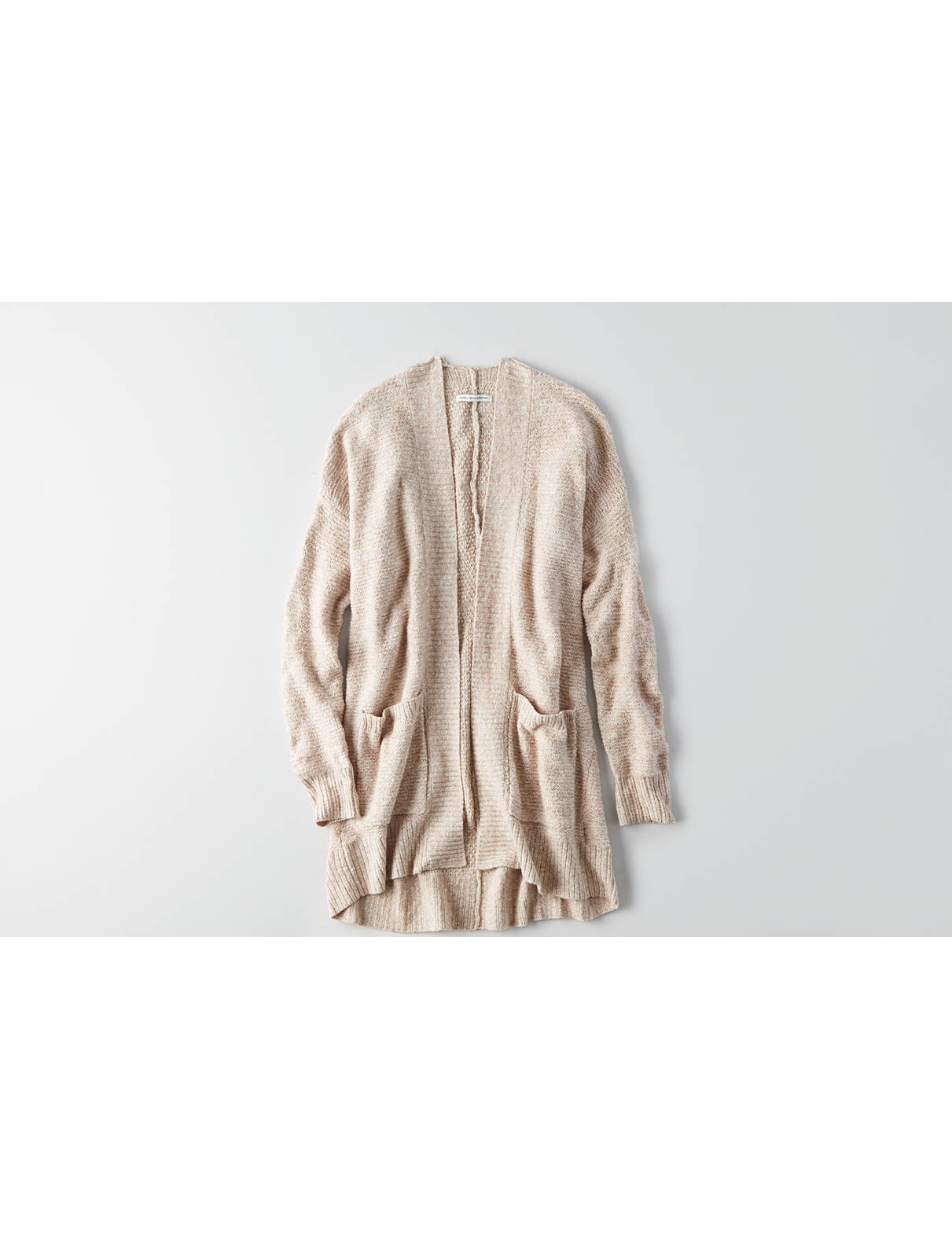 Display product reviews for AEO Open Front Cardigan