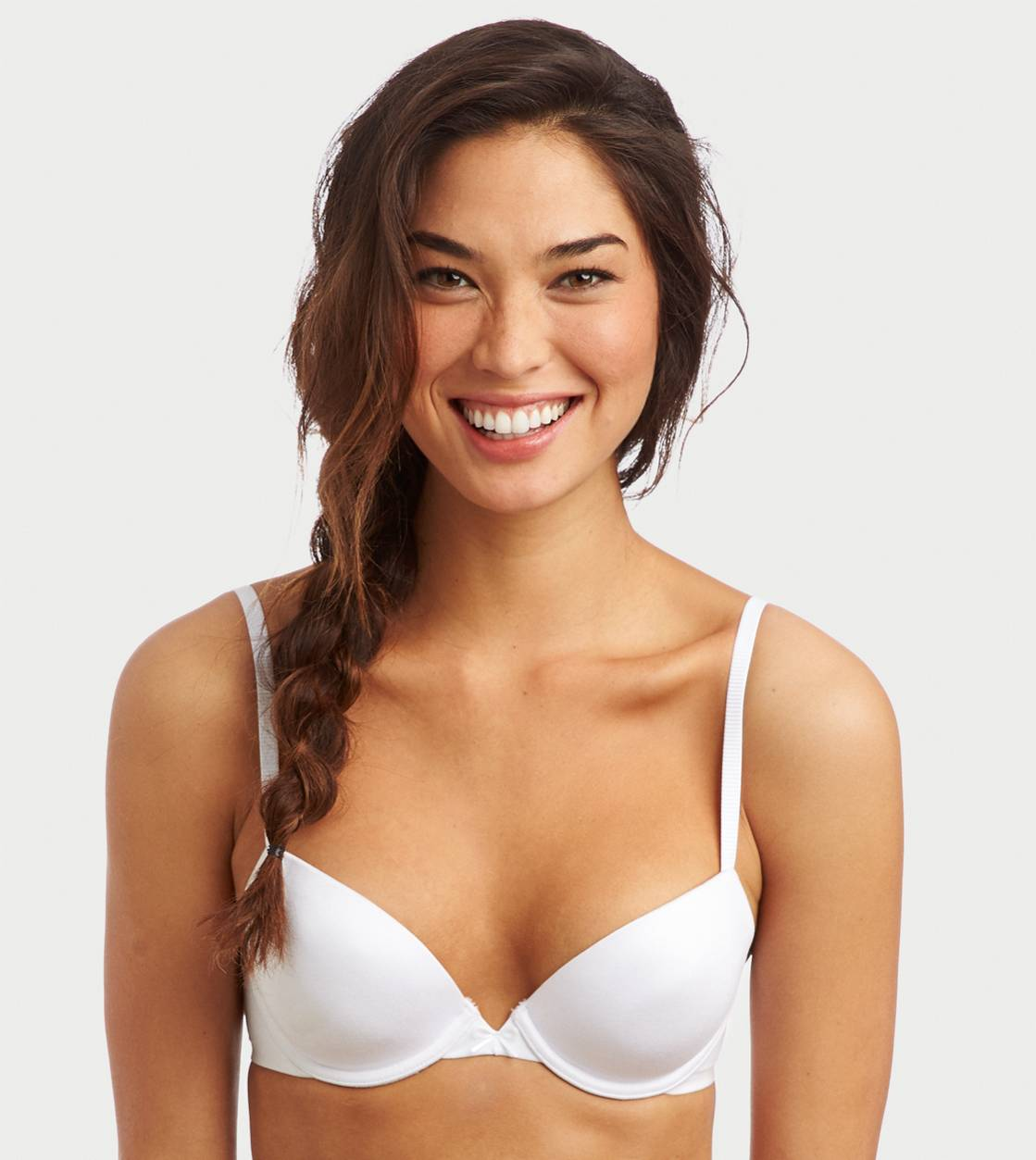 White  Lexi Pushup Bra