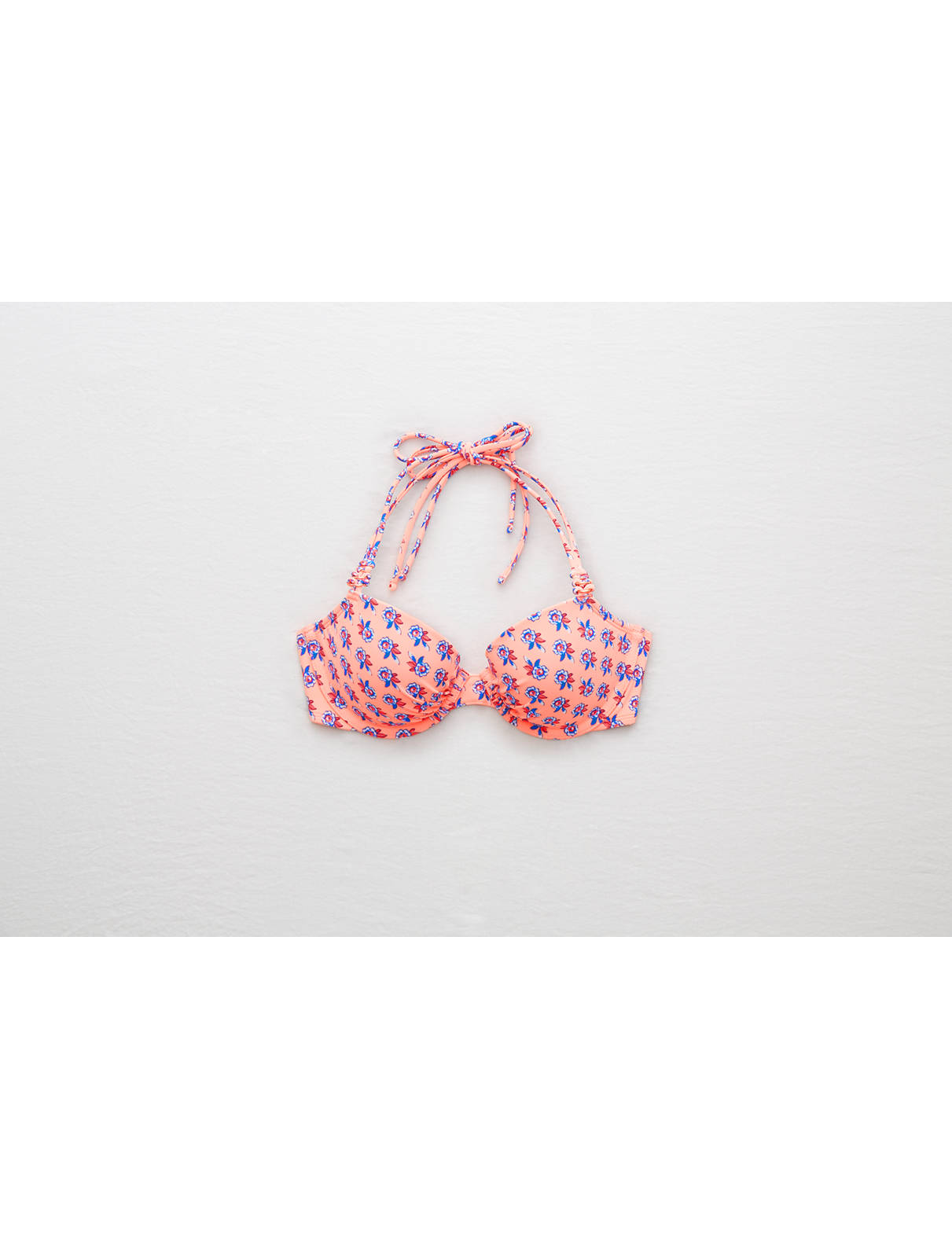 Display product reviews for Aerie Lightly Lined Bikini Top