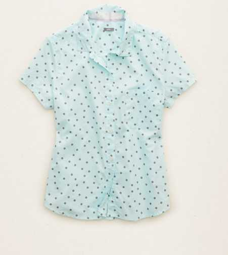 Aerie Short Sleeve Sleep Shirt